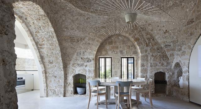 Dom w Tel Awiwie, czyli jak architektura wnętrz łączy stare z nowym