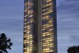 Elegancki wieżowiec BBI Tower w nocy ma prezentować się imponująco